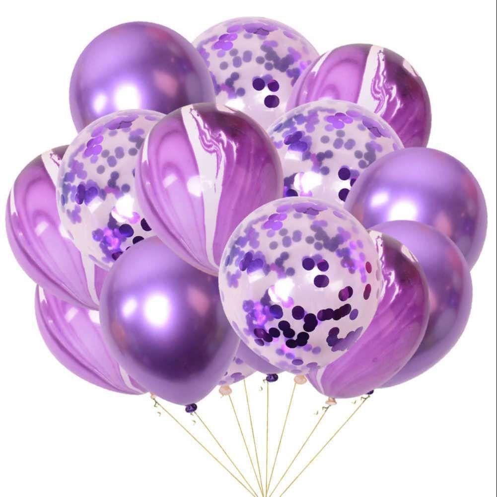 Пожелания к фиолетовому шарику